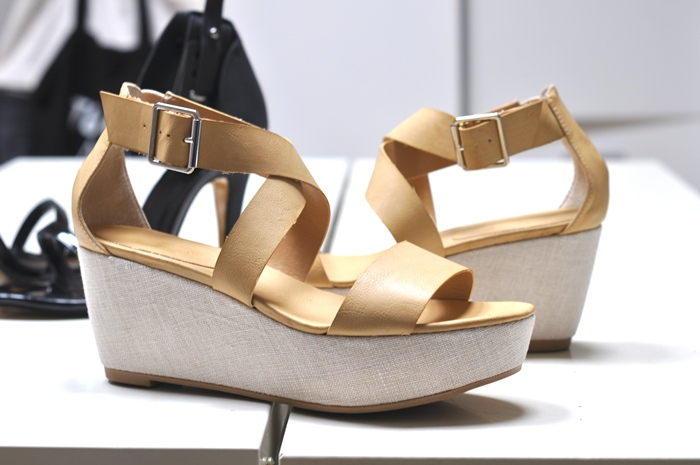 h m trend platform sandals six from the edge