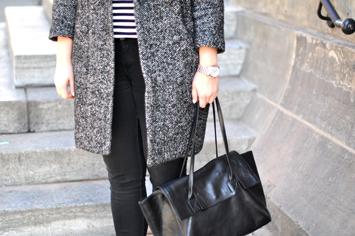 outfit H&M isabel marant zara we
