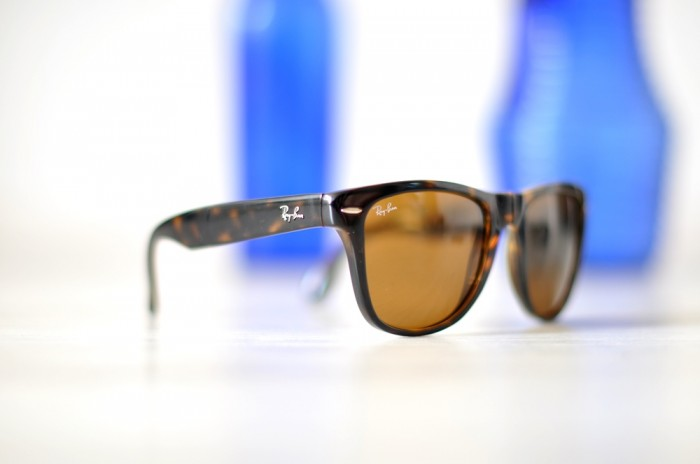 Ray Ban foldable Wayfarer Large (2)