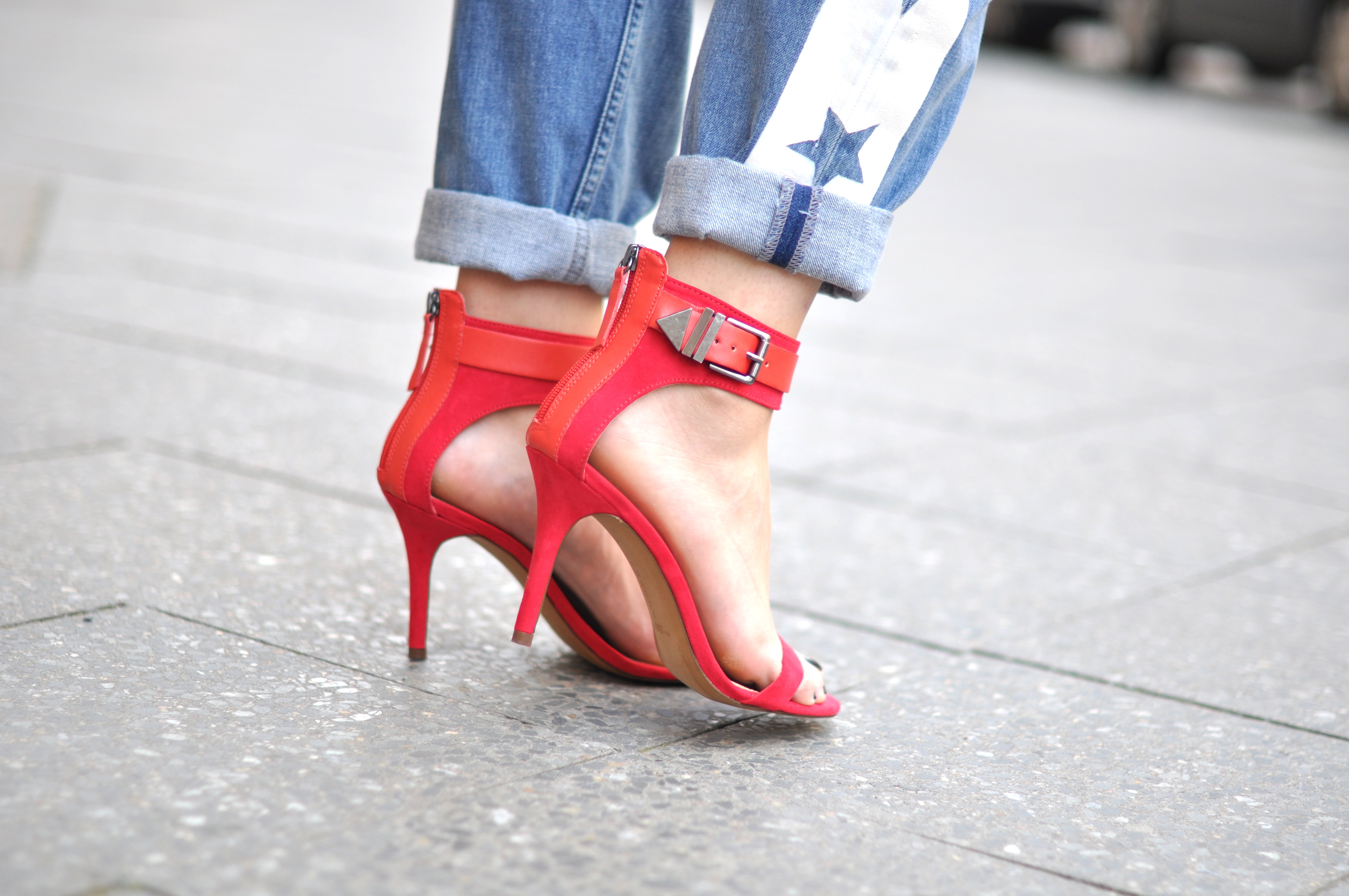 The Red Heels