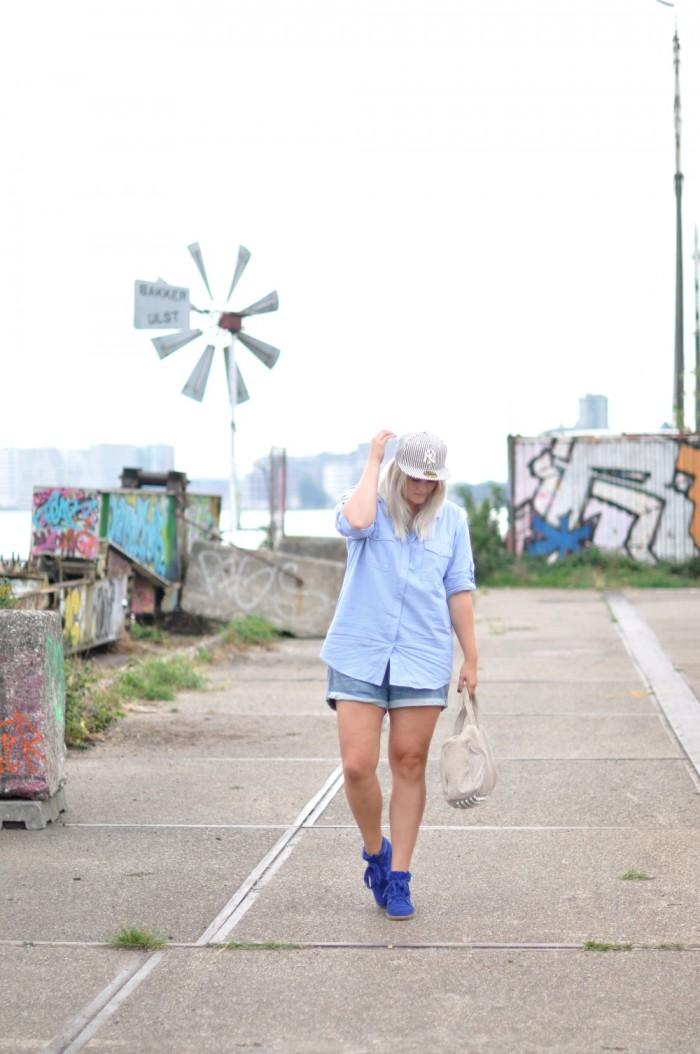 outfit isabel marant bobby NY cap  (1)