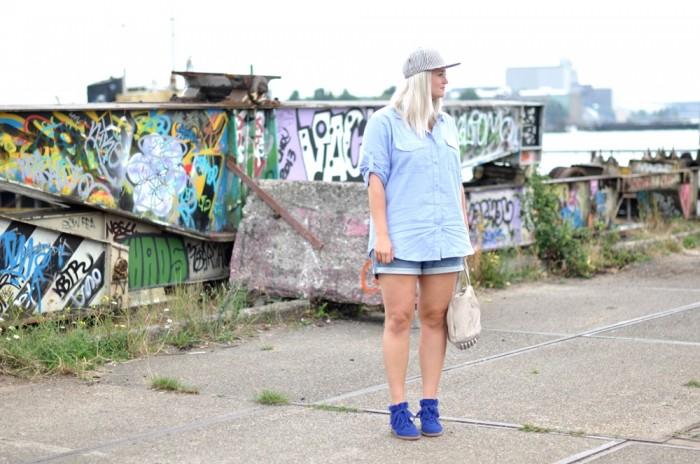 outfit isabel marant bobby NY cap  (3)