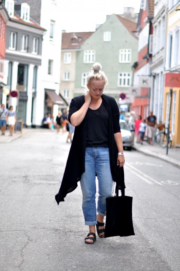 outfit river island star jeans birkenstocks copenhagen (1)