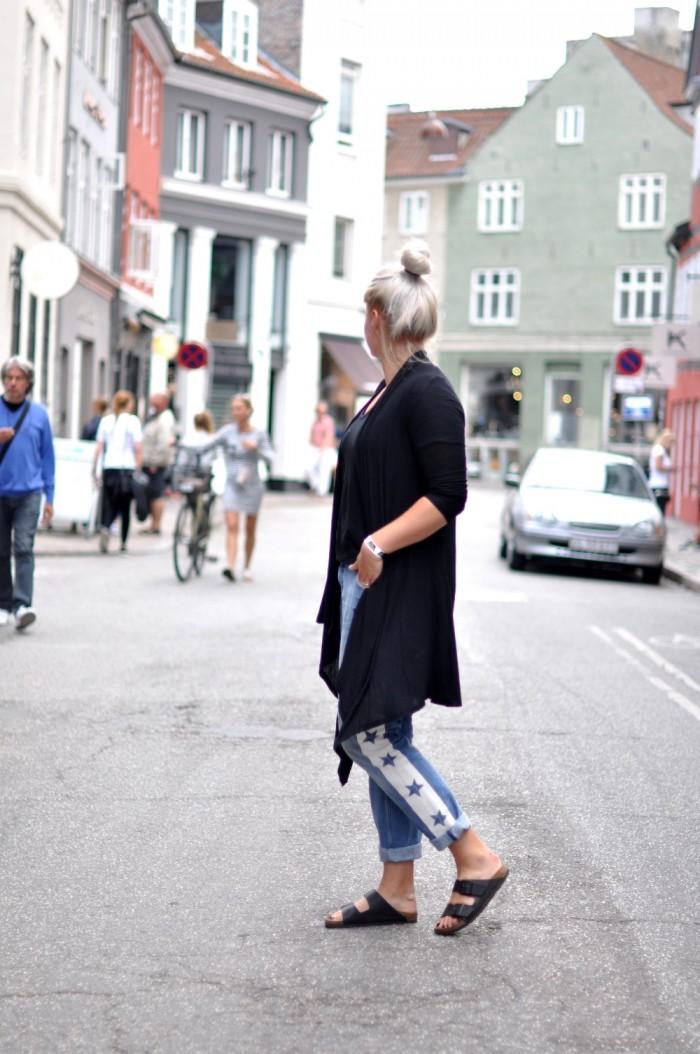 outfit river island star jeans birkenstocks copenhagen (2)