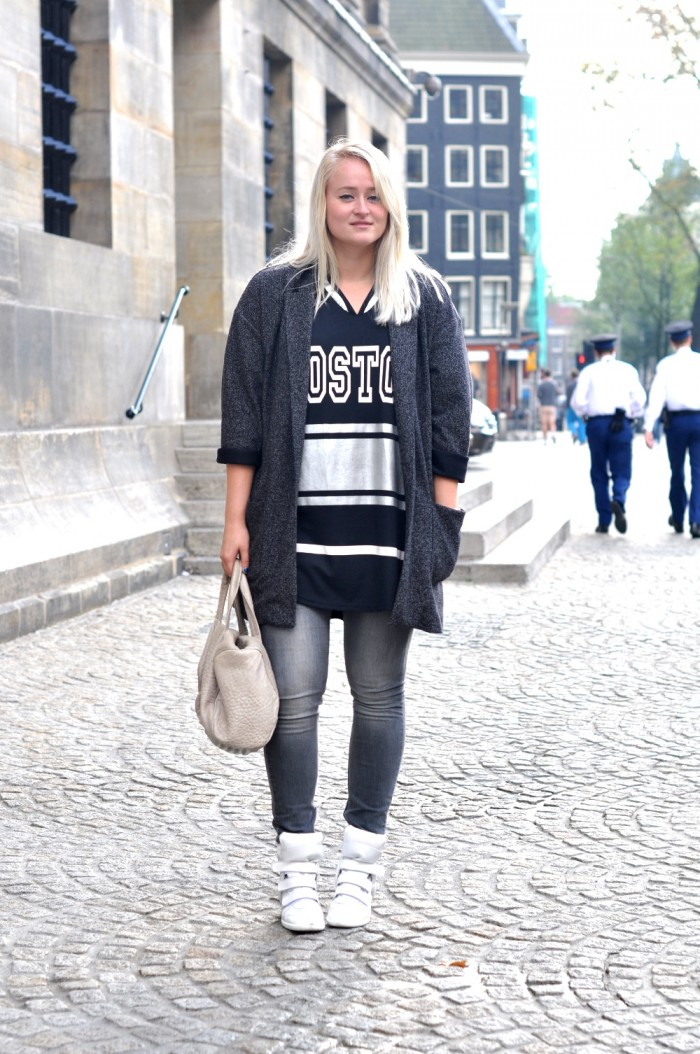 OUTFIT RIVER ISLAND JACKET ISABEL MARANT BRIAN SNEAKERS ALEXANDER WANG ROCCO (5)