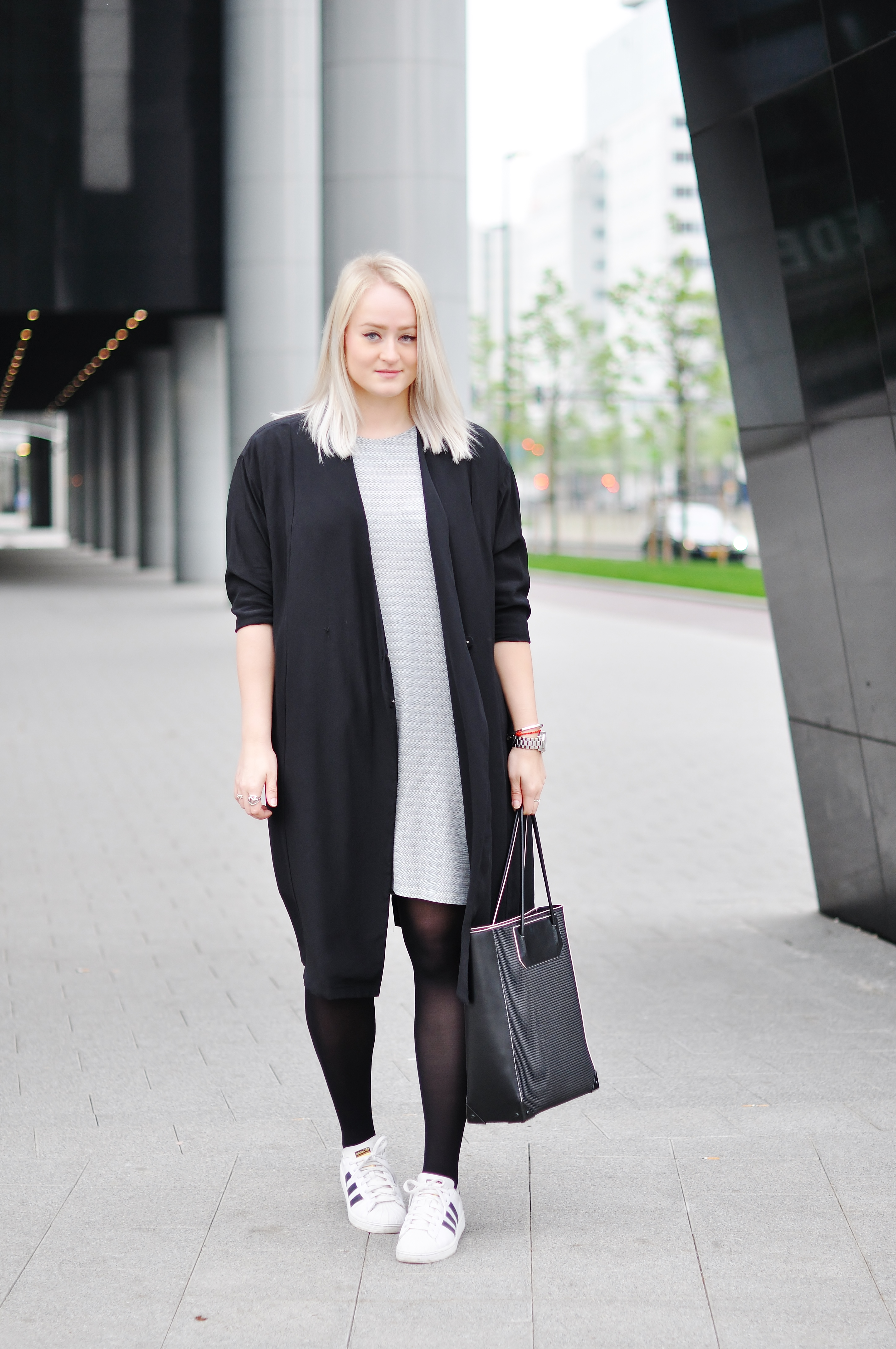 Adidas Superstar Zwart Outfit
