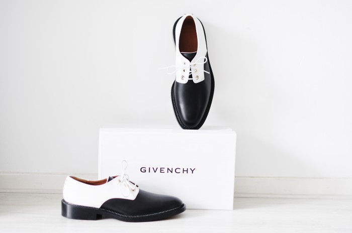 Givenchy Derby Shoes (1)