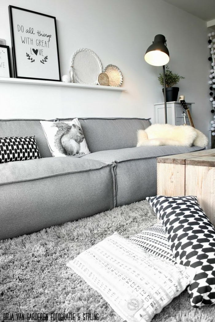 INTERIOR INSPIRATION ALL GREY WHITE SIXFEETFROMTHEEDGE SFFTE (7)