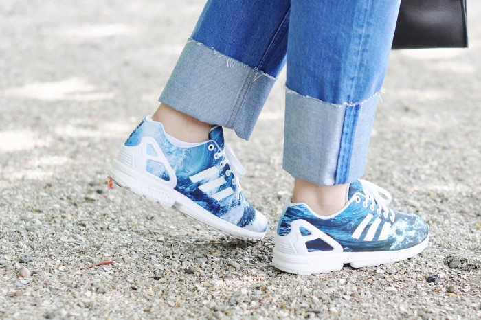 OUTFIT MIH PHOEBE JEANS ADIDAS FLUX SNEAKERS MY PAPER BAG DE PASSAGE (7)