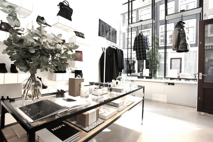Hope AmsteHOPE STORE OPENING AMSTERDAMrdam Store