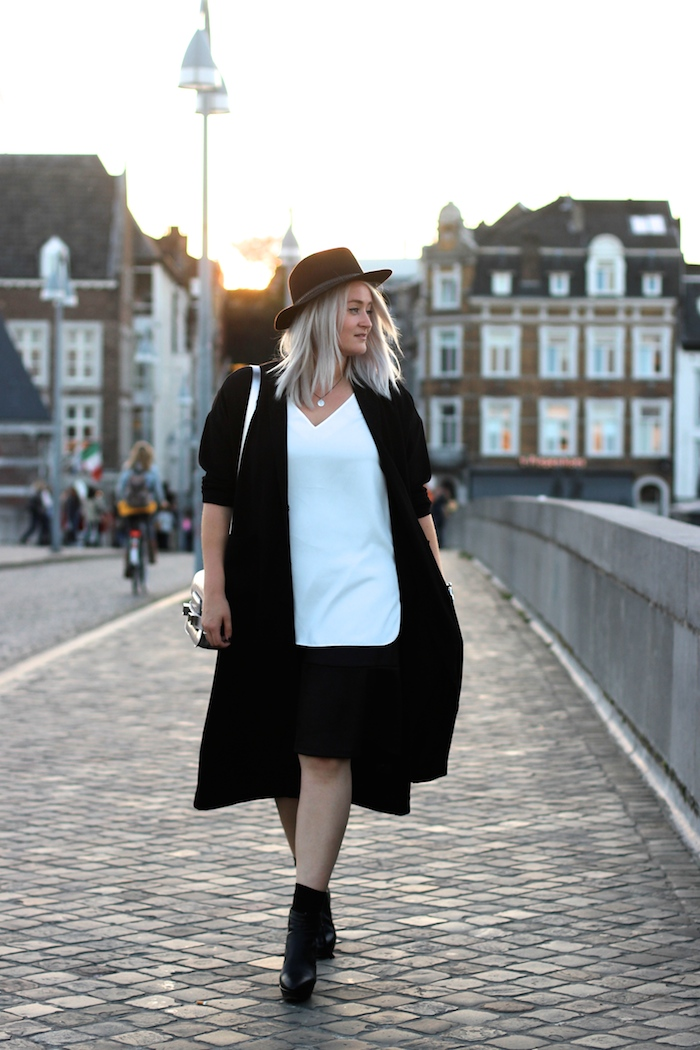 OUTFIT SFFTE MAASTRICHT ACNE TRACK BOOTS PROENZA SCHOULER PS11 ALL BLACK